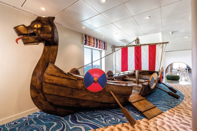 TUI Cruises Mein Schiff 5 Kids-Club