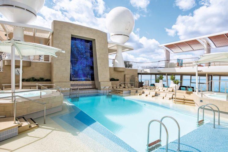 TUI Cruises Mein Schiff 5 Lagune
