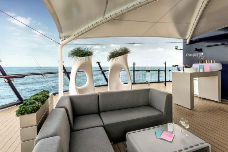 TUI Cruises Mein Schiff 5 Lounge