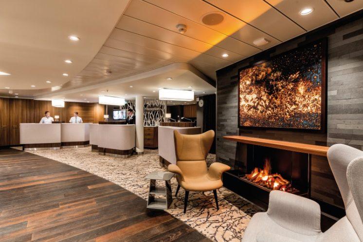 TUI Cruises Mein Schiff 5 Rezeption
