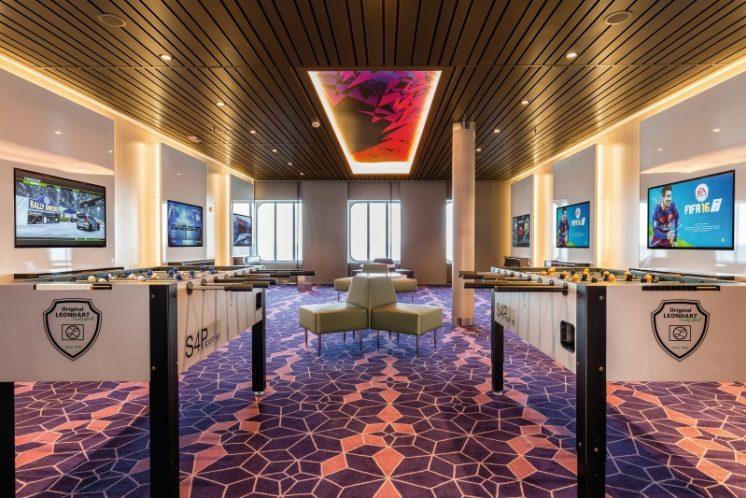 TUI Cruises Mein Schiff 5 Spielplatz