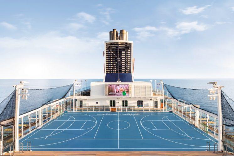 TUI Cruises Mein Schiff 5 Sport