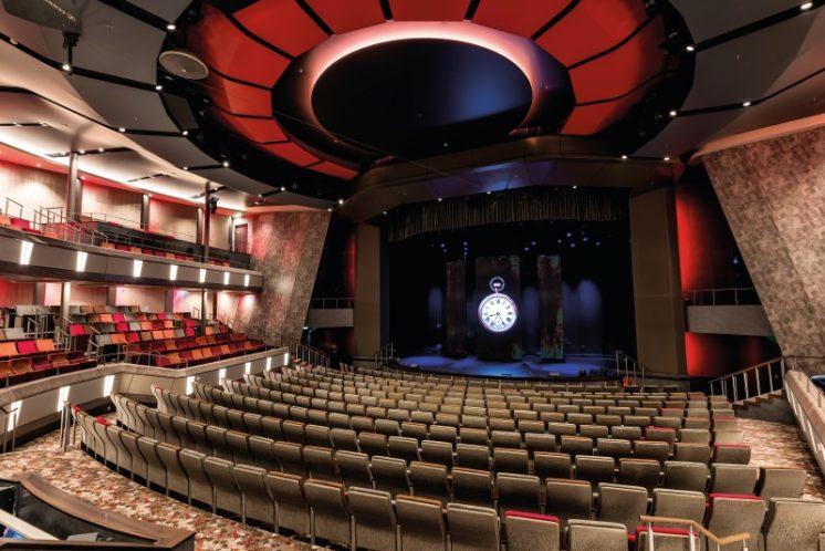 TUI Cruises Mein Schiff 5 Theater
