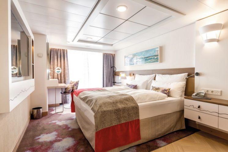 TUI Cruises Mein Schiff 5 Wohnbeispiel