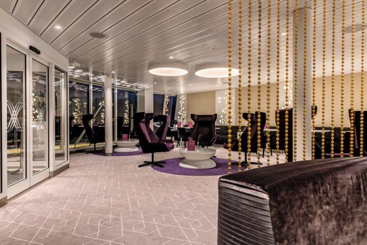 TUI Cruises Mein Schiff 5 X-Lounge