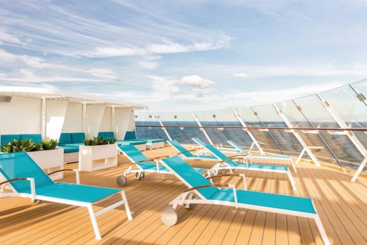 TUI Cruises Mein Schiff 5 X-Sonnendeck