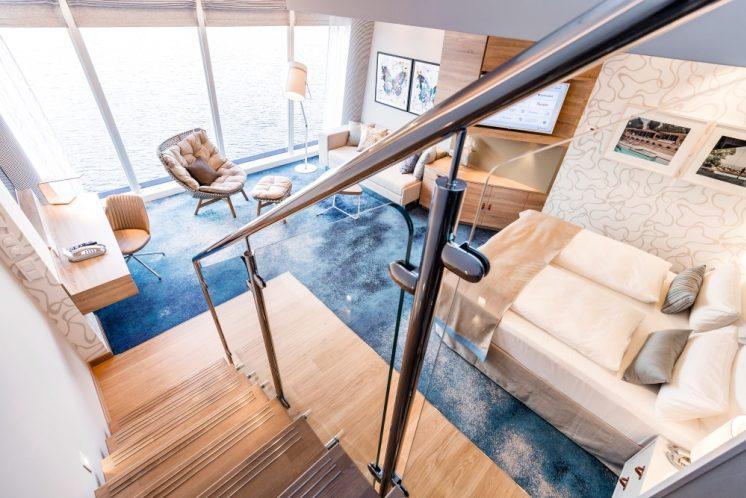 Mein Schiff 6 Himmel & Meer-Suite Etage 1