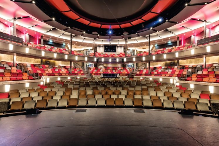 Mein Schiff 6 Theater