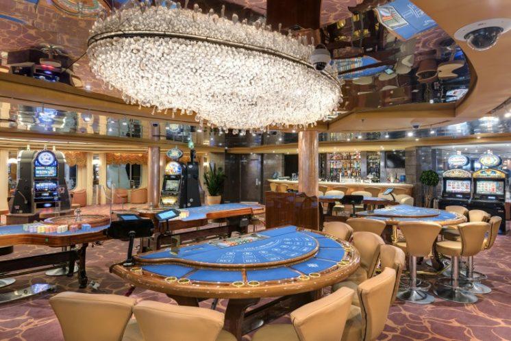 MSC Armonia Casino