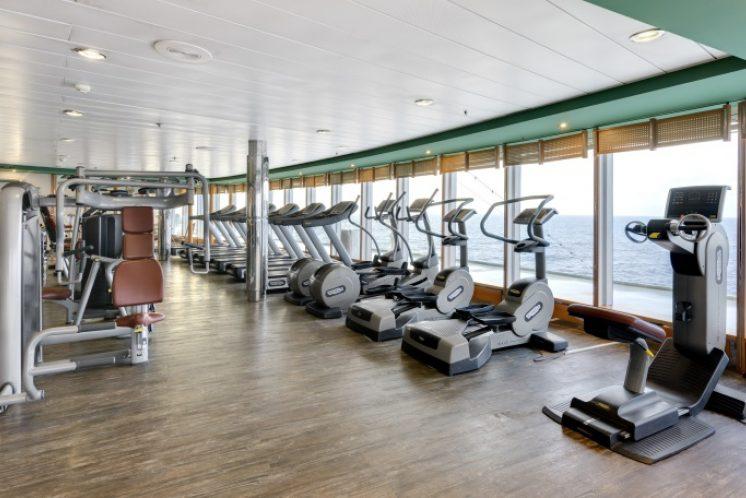 MSC Armonia Fitnesscenter