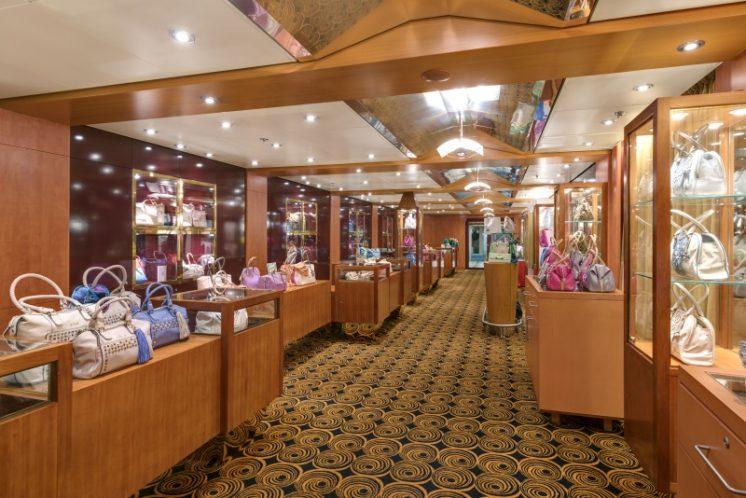 MSC Armonia Shop