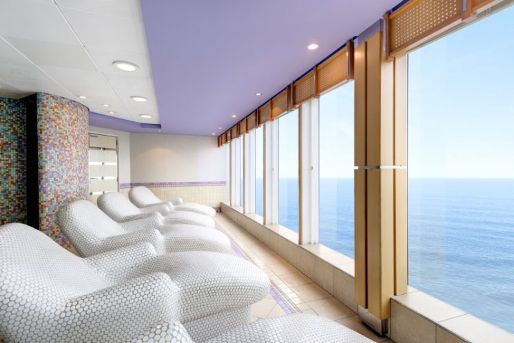 MSC Armonia Wellness