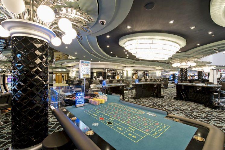 MSC Divina Casino