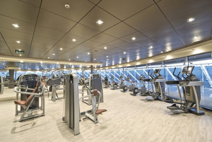 MSC Divina Gym