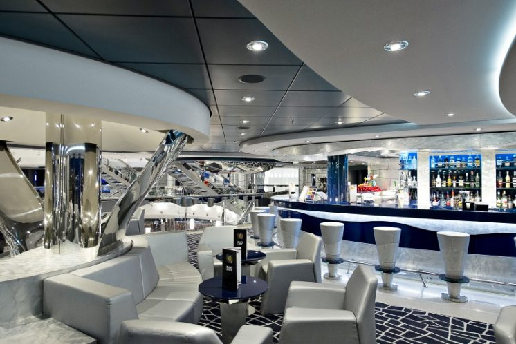 MSC Divina Silver Lounge Bar