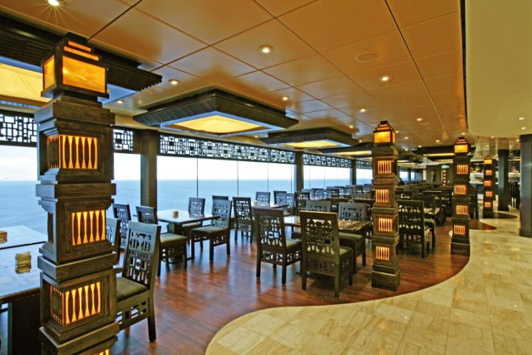 MSC Fantasia Buffetrestaurant