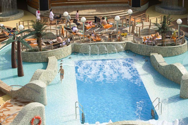 MSC Fantasia Aqua Park