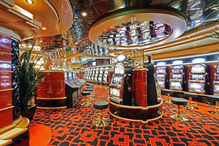 MSC Fantasia Casino