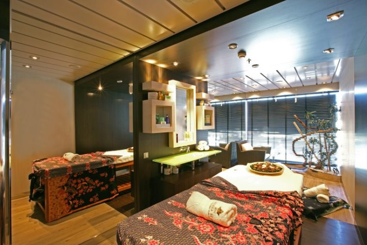 MSC Fantasia Wellness