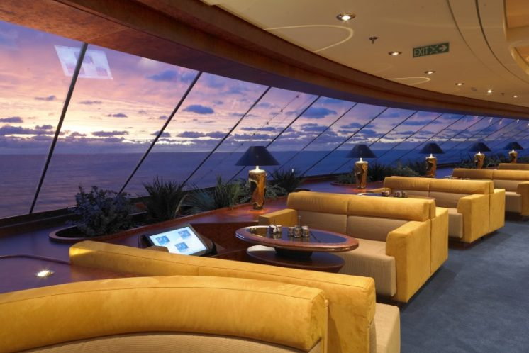 MSC Fantasia MSC Yacht Club Lounge