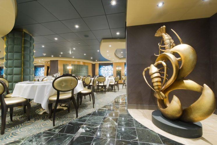 MSC Preziosa Lobster Restaurant
