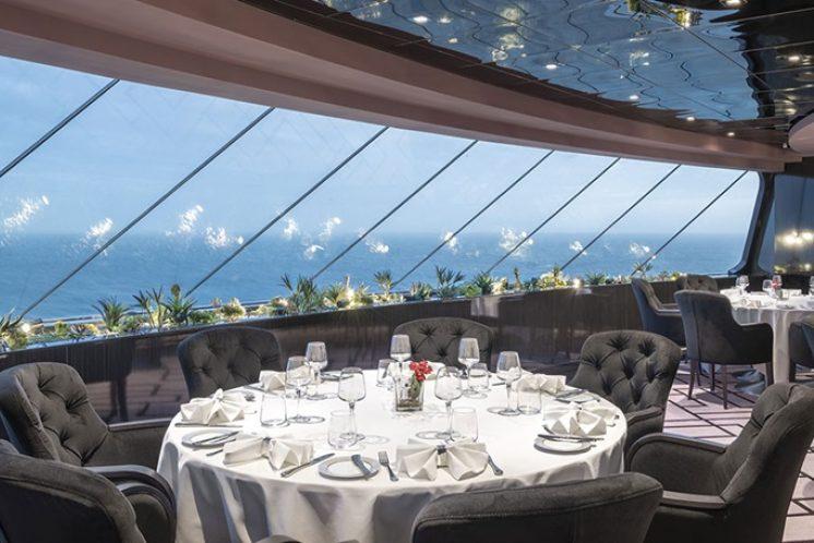 MSC Grandiosa MSC Yacht Club Restaurant
