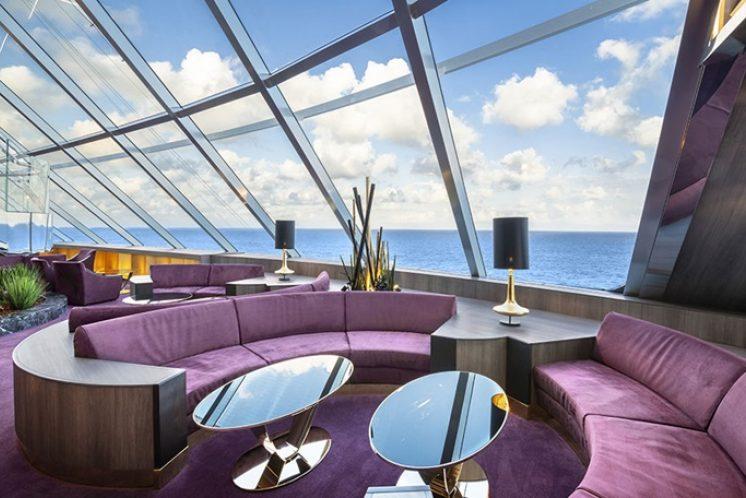 MSC Grandiosa MSC Yacht Club