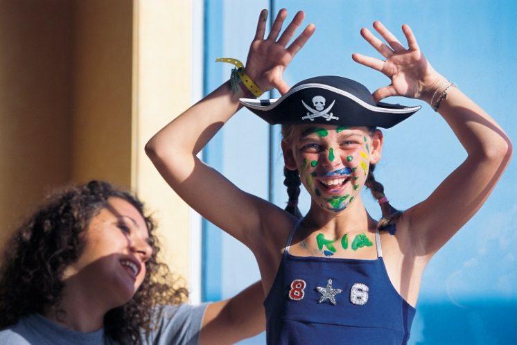 MSC Seaside Pirat