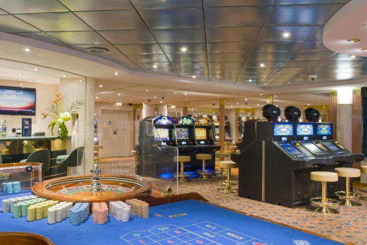 MSC Lirica Casino