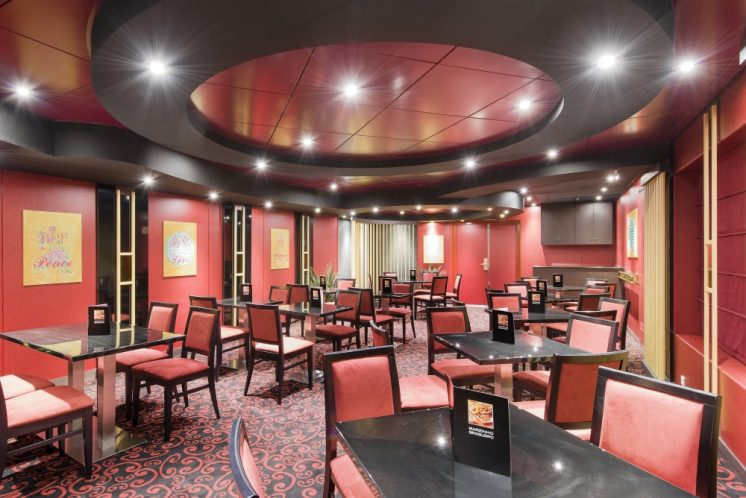 MSC Lirica Restaurant Jia Yao
