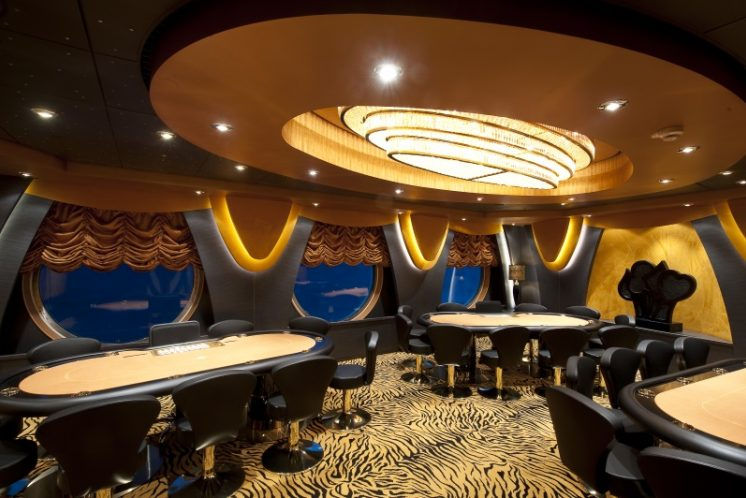 MSC Magnifica Poker