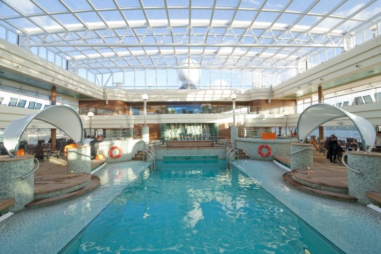 MSC Magnifica Pool