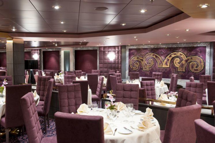 MSC Magnifica Restaurant