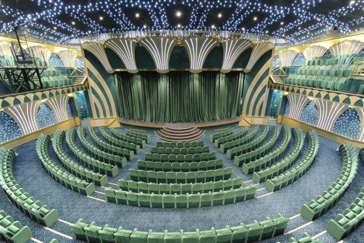 MSC Magnifica Theater