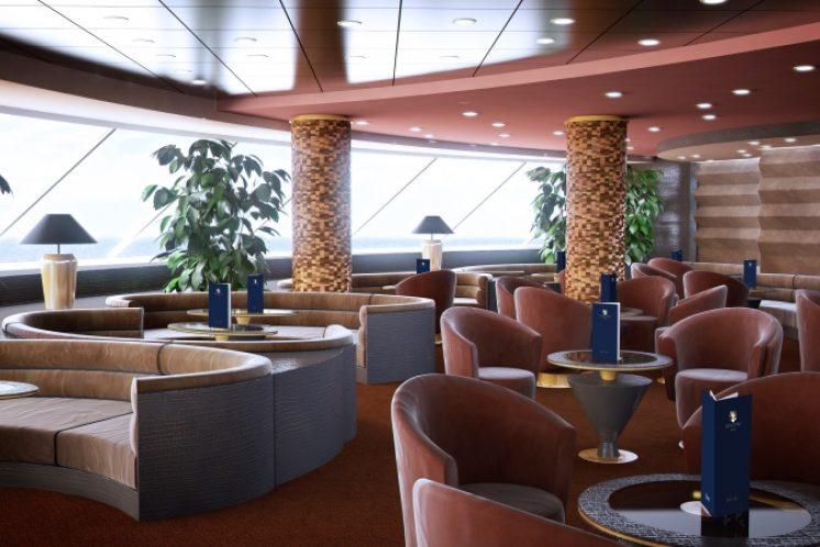 MSC Meraviglia Bar