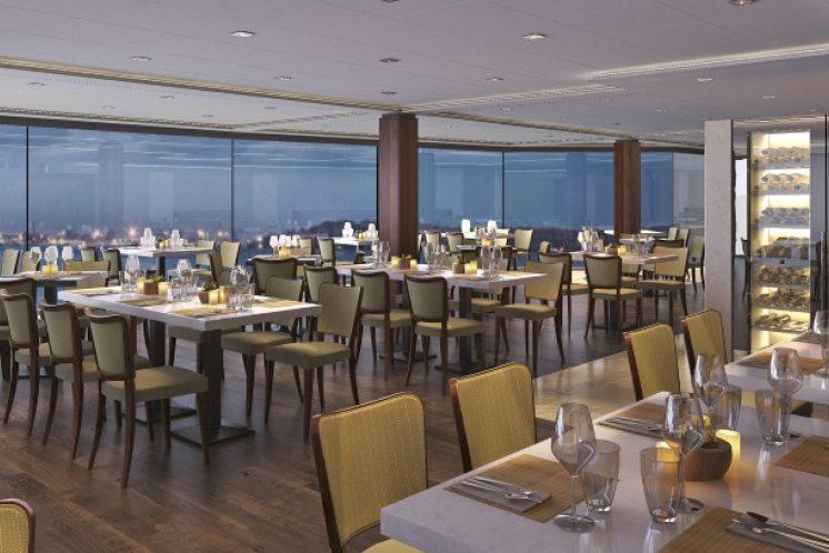 MSC Meraviglia Restaurant