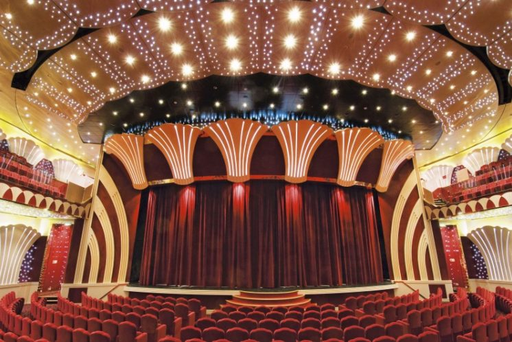MSC Musica Theater