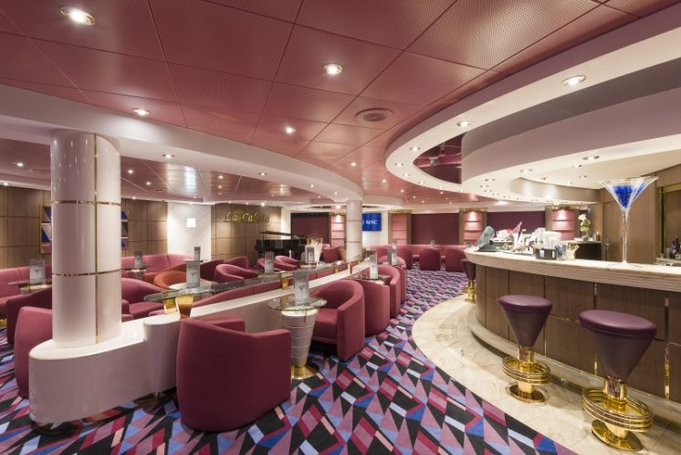 MSC Opera Pianobar