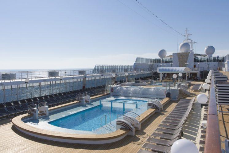 MSC Opera Pool
