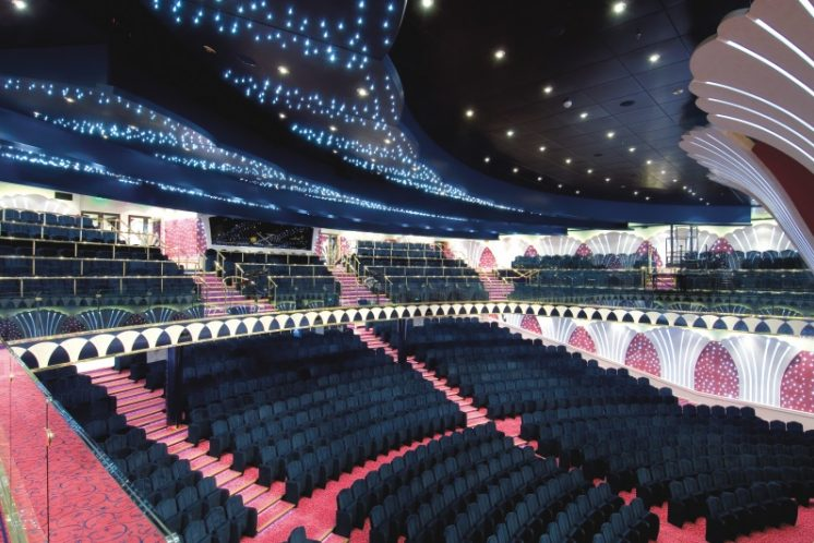 MSC Orchestra Theater