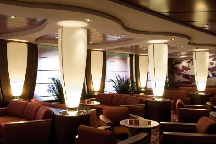 MSC Orchestra Lounge