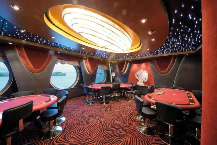 MSC Poesia Casino
