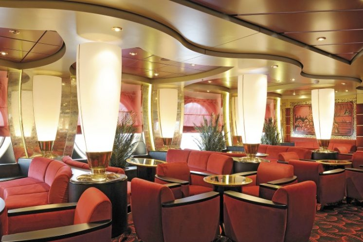 MSC Poesia Lounge