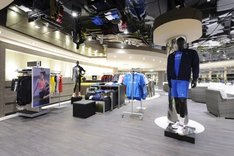 MSC Preziosa Adidas