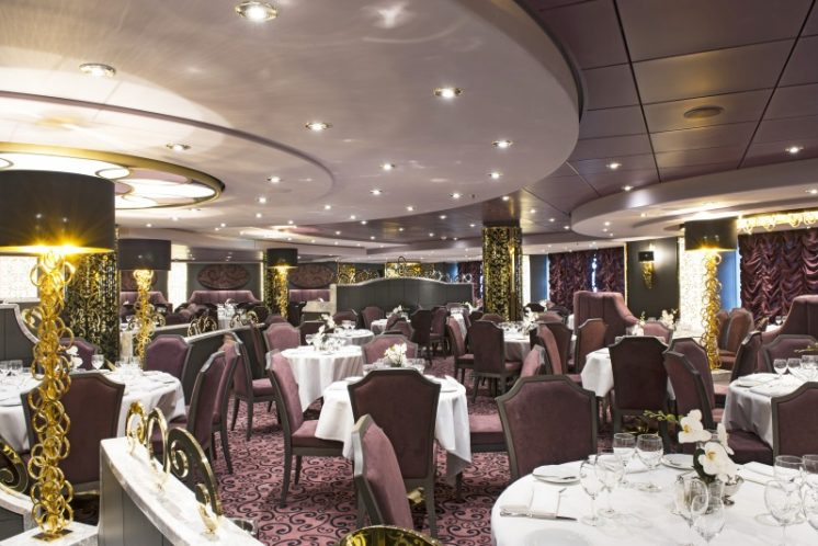 MSC Preziosa Arabesque Restaurant