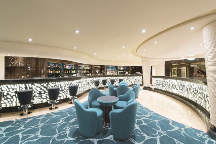 MSC Preziosa Bar