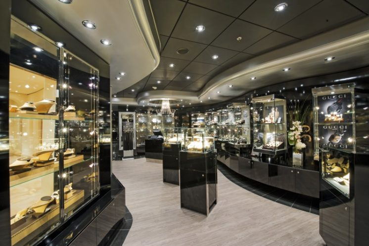 MSC Preziosa Boutique