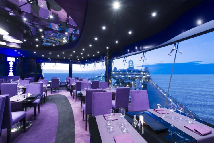 MSC Preziosa Galaxy Lounge