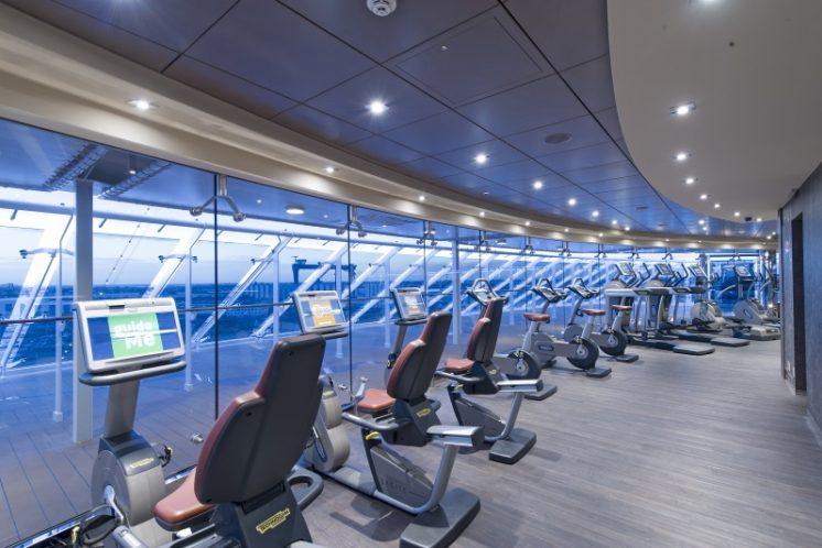 MSC Preziosa Gym