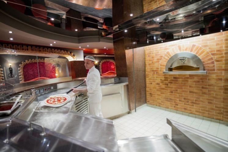 MSC Preziosa Pizzeria